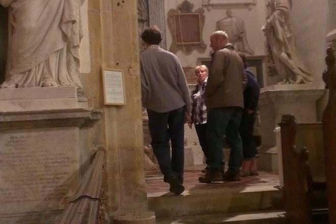 Curators of History Walk