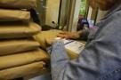 preparing the international mail