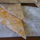 Letters to AIRMAIL artists