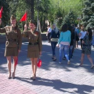 Preparing for Victory Day Celebrations