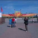 Preparing for Victory Day Parade (2)
