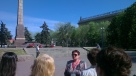 Tour of the eternal flame